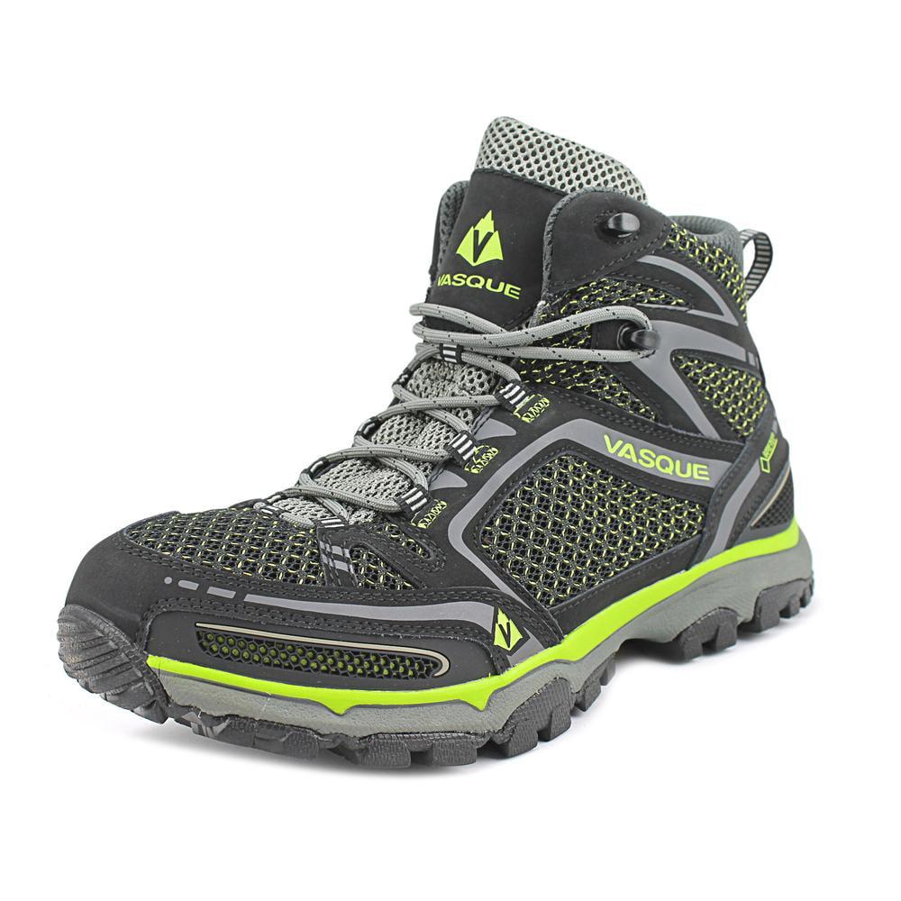 Vasque 7334 Inhaler II GTX Men Round Toe Synthetic Black Hiking Shoe by Vasque