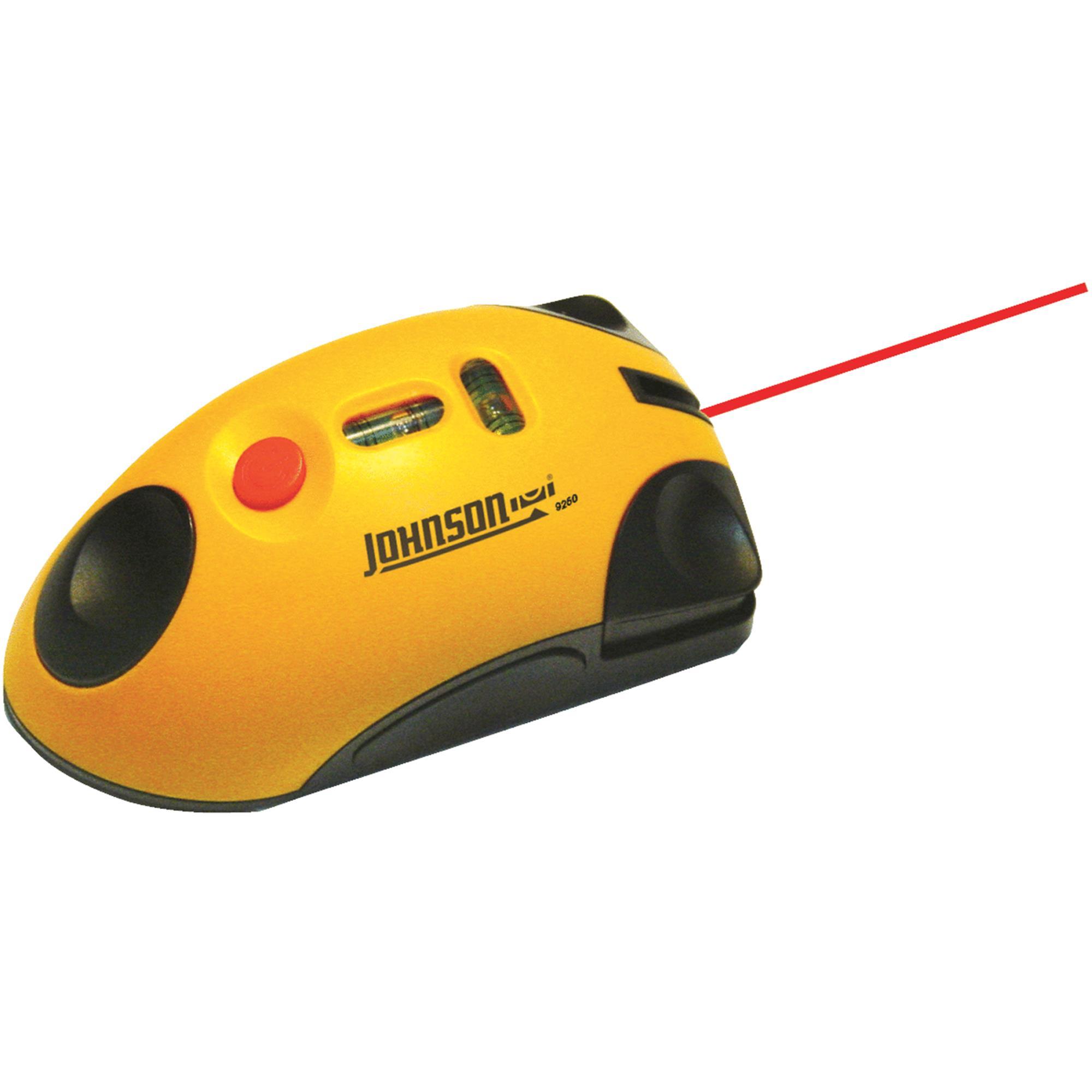 Johnson Level LaserMouse Laser Level