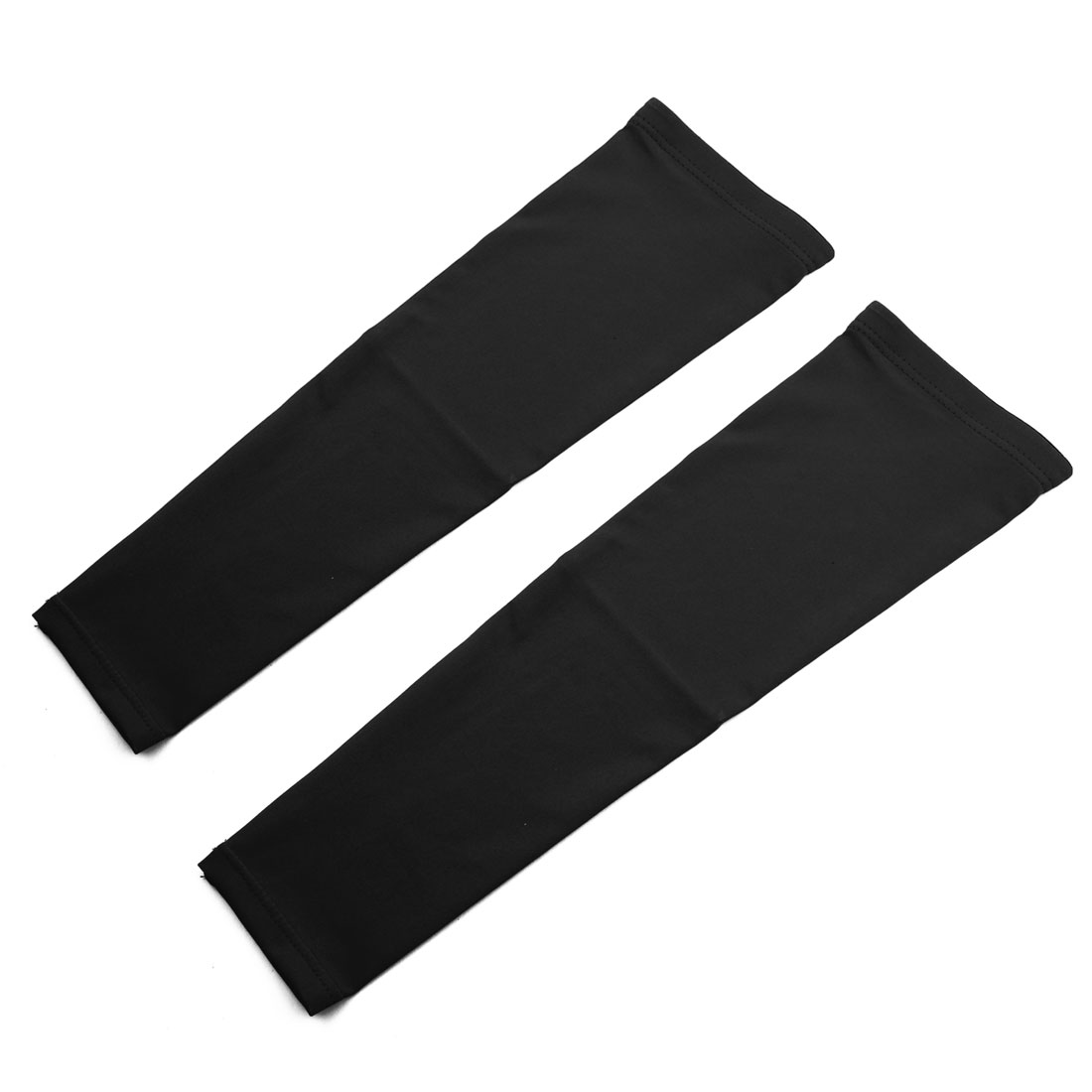 Hands Arm Glove Cycling Activities Skin Protective Cooling Sleeve Black L Pair