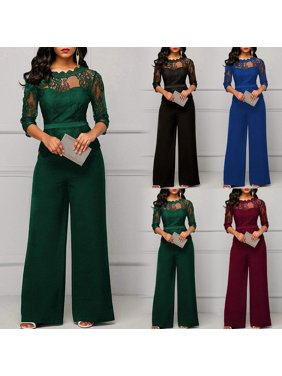 New Women Clubwear Summer Playsuit Bodycon Party Jumpsuit Romper Trousers Tops