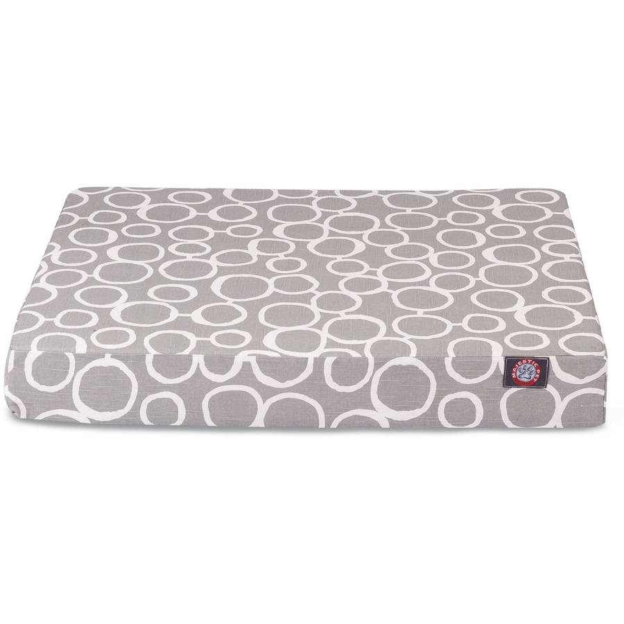 Fusion Small Orthopedic Memory Foam Rectangle Dog Bed