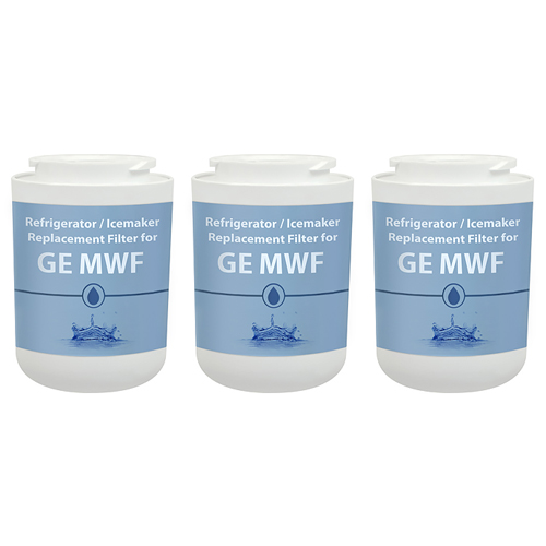 Replacement Water Filter Cartridge for GE Refrigerator Mo...