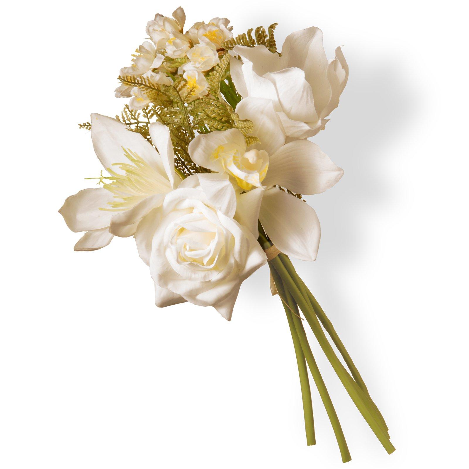 """13"""" Cream Magnolia Bundle"""