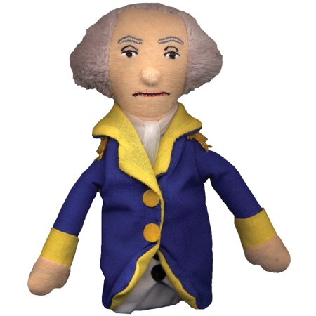 George Washington Finger Puppet and Refrigerator Magnet