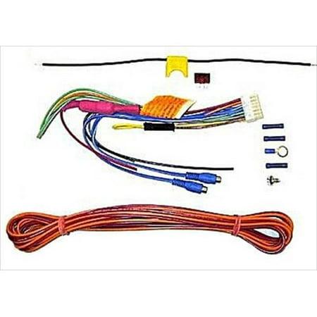 BAZOOKA ELAHPAWK Wiring Harness on
