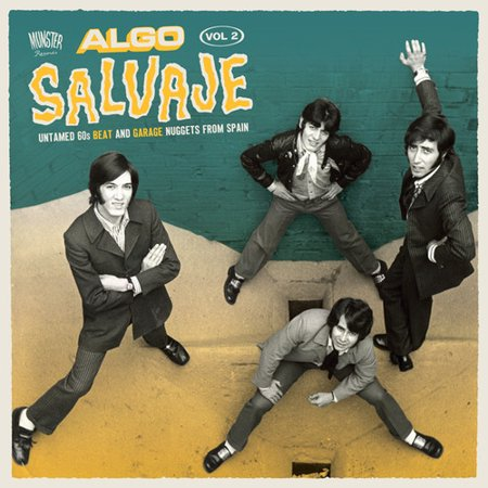 Algo Salvaje: Untamed 60s Beat and Garage Nuggets from Spain Vol 2 (Nuggets Volume 2)