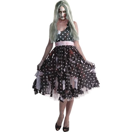 Morris Costumes Zombie Housewife Halloween (Forum Woman's Zombie Housewife Costume)