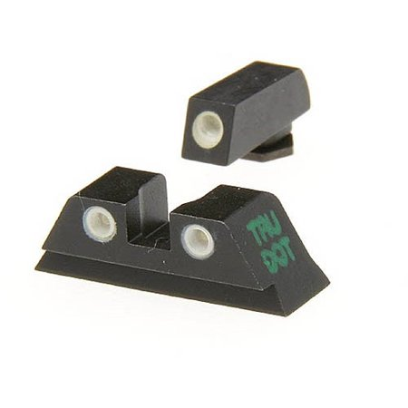 Meprolight Glock 9 357 Sig 40 45Gap G G Fixed Set Td Self Illuminated Night Sight