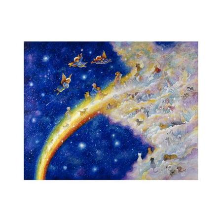 Rainbow Bridge Print Wall Art By Bill Bell
