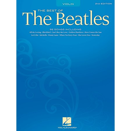 Hal Leonard Best Of The Beatles - 2nd Edition for