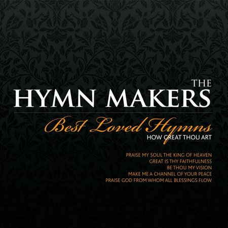 Hymn Makers: How Great Thou Art: Best Loved Hymns (Audiobook) Best Loved Hymns Import