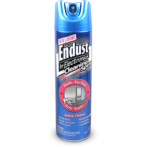 Endust 8 oz Anti-Static Cleaning and Dusting Pump Spray
