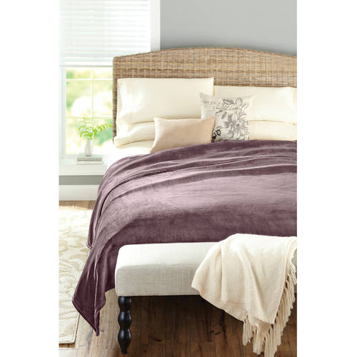 Better Homes and Gardens Royal Plush Blanket Available in Multiple Colors And Sizes