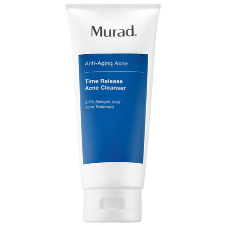 Murad Time Release Acne Facial Cleanser, 6.75 oz.