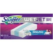 Swiffer WetJet Heavy Duty Mopping Pads 10 ct Box