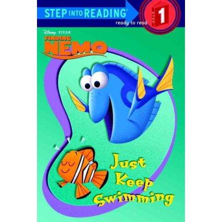 Just Keep Swimming  Disney Pixar Finding Nemo