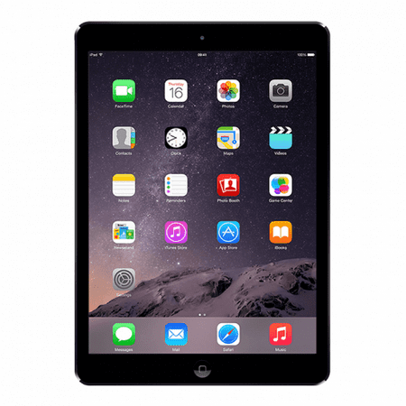 Pre-Owned Apple iPad Air 1st Gen AT&T Space Gray 16GB (ME991LL/A)(2013) ()