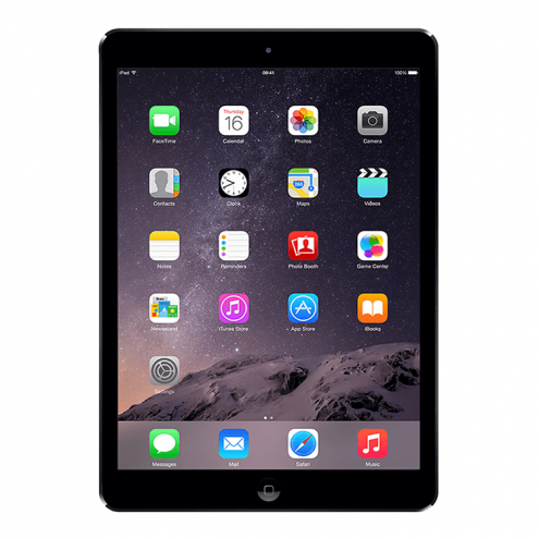 Pre-Owned Apple iPad Air 1st Gen Space Gray 16GB WiFi (MD785LL/A)(2013)