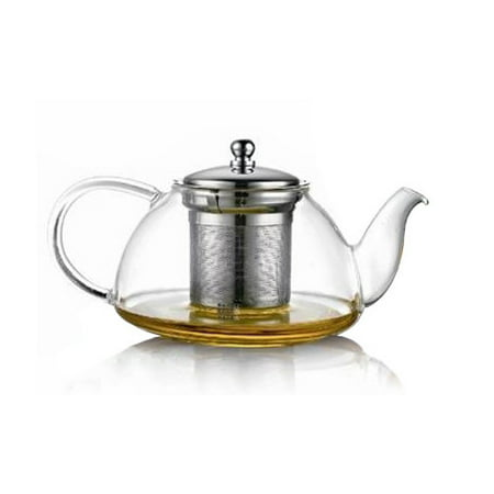 24 Oz Glass Teapot (Vandue Corporation Teaology 24 oz. Borosilicate Infusion Teapot )
