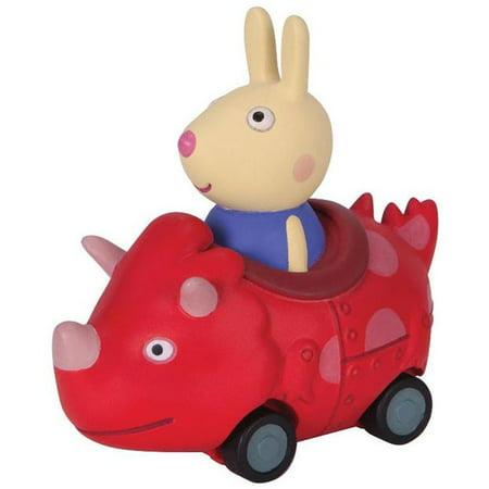 Peppa Pig Mini Buggy Richard Rabbit in Dinosaur -