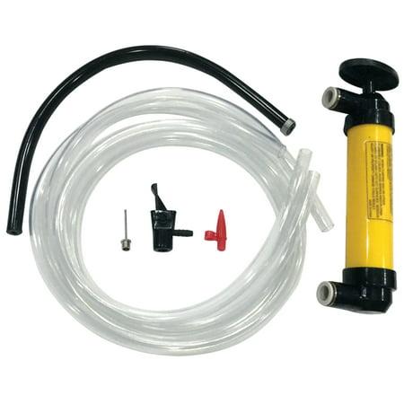 Multi-purpose Fluid Transfer and Siphon Pump Kit