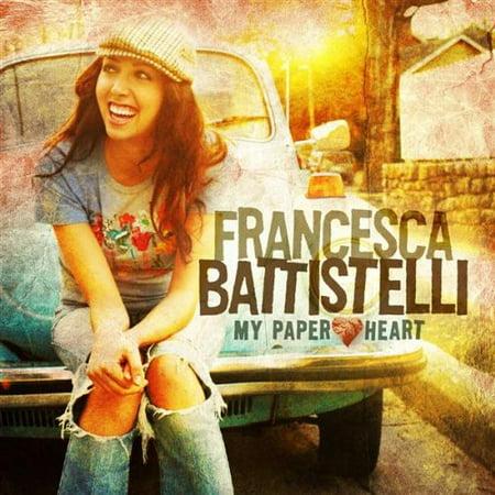 My Paper Heart By Francesca Battistelli