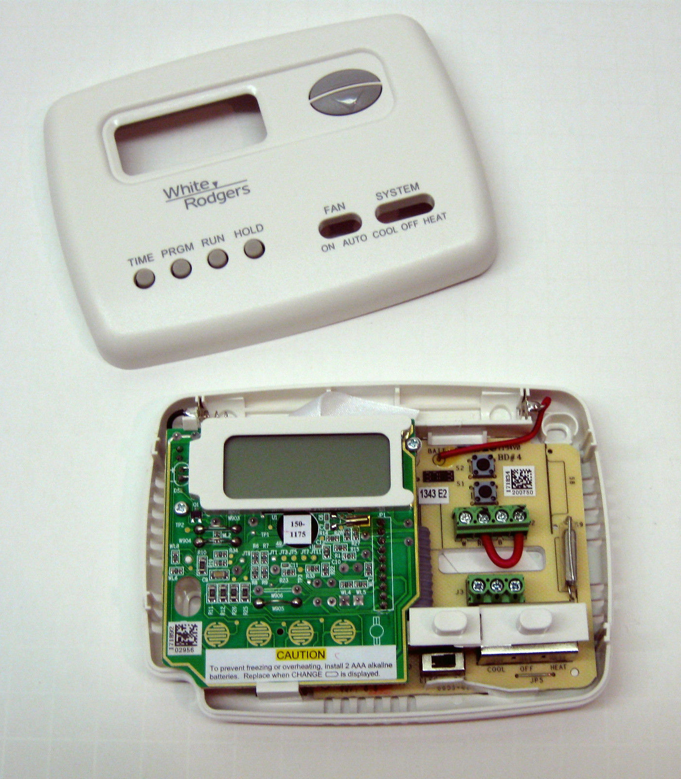 White Rodgers Thermostat Wiring Diagram from i5.walmartimages.com
