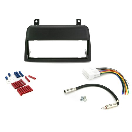 INSTALL CENTRIC ICSN1BN Saturn 1995-99 Complete Car Stereo Installation Kit
