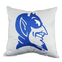 "NCAA 16"" x 16"" Decorative Pillow - 2 Colors, Unique Logos on Both Sides"