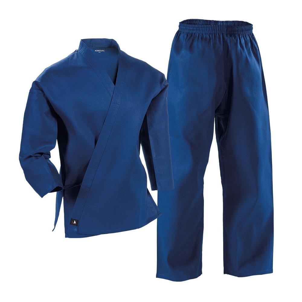 Blue Student Martial Arts Uniform