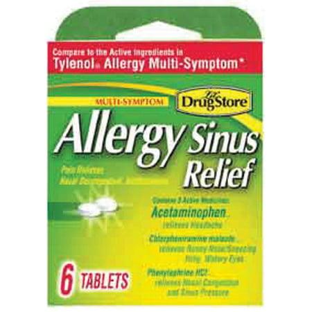 ALLERGY/SINUS LIL DRUG (Lil Drug Store Single)