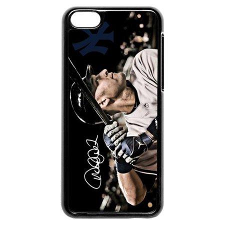 Derek Jeter Batting iPhone 5c Case