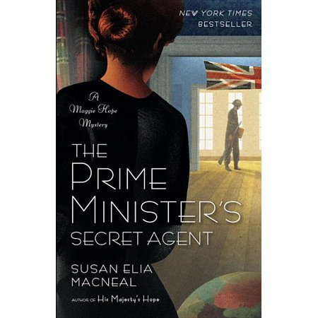 Maggie Hope Mysteries: The Prime Minister's Secret Agent (Paperback)
