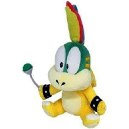Super Mario Lemmy Koopa Plush ()