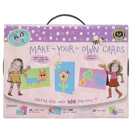 Made By Hands Make Your Own Cards - Make Your Own Button Pins