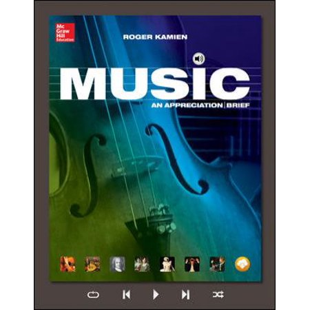 Mp3 Download Card For Music  An Appreciation  Brief By Roger Kamien