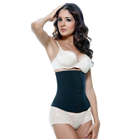 Valerie Firm Compression Girdle By Vedette 103 Black 2Xl