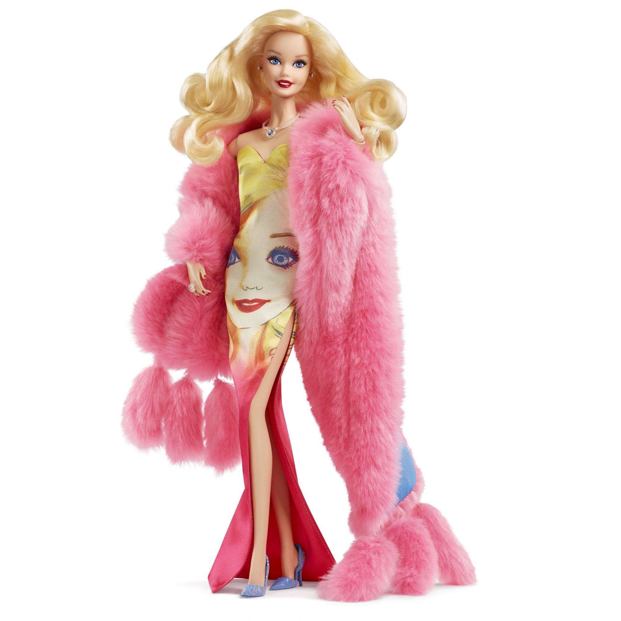 Barbie Collector Andy Warhol Doll by Barbie