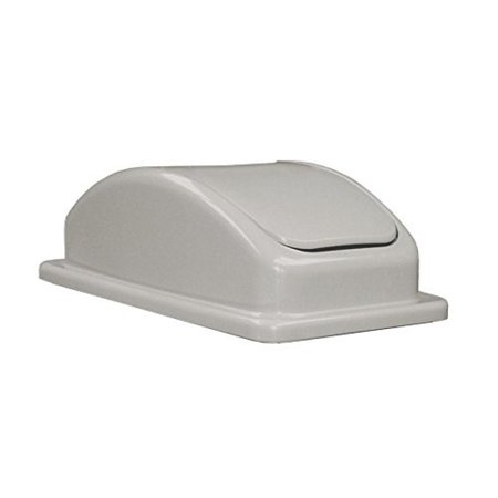 Update International SSCL-23G Space Saver Trash Can Lids