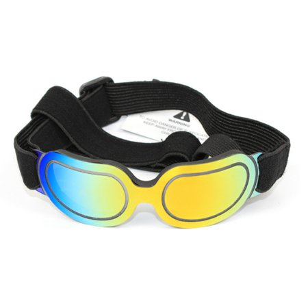 Pets Sunglasses Eye UV Protection Pet Goggles for Cats Dogs - Colorful (1950er Jahre Cat Eye Brille)