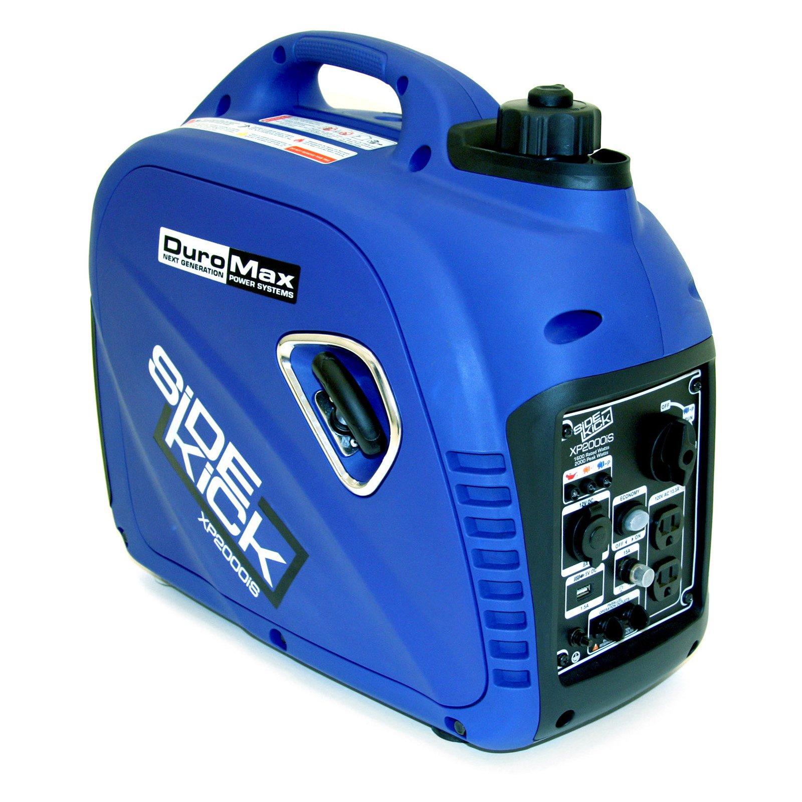 Duromax 2000 Watt Gas Powered Digital Inverter Portable G...