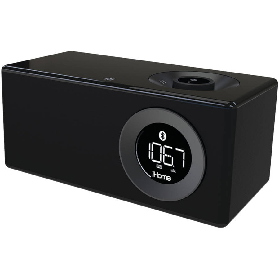 iHome Bluetooth Stereo Speaker with Speakerphone and NFC