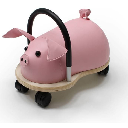 Wheely Bug - Large - Pig