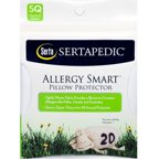 Serta Sertapedic Allergen Pillow Protector, 1 Each