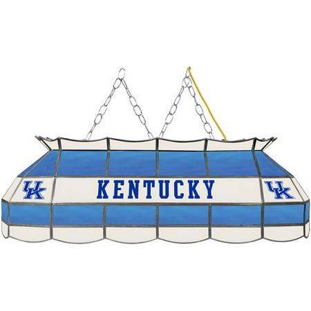 - University of Kentucky Handmade Tiffany Style Lamp, 40