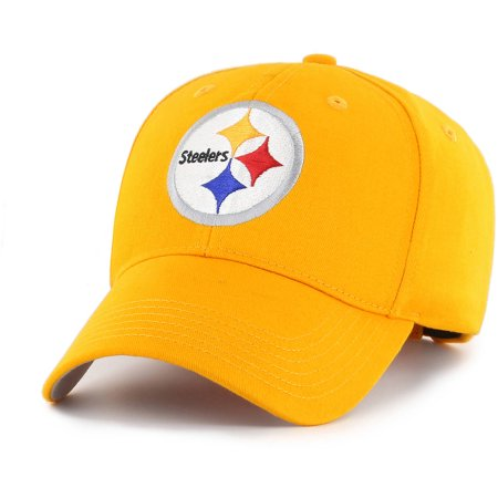NFL Pittsburgh Steelers Basic Cap/Hat by Fan Favorite](Steelers New Helmet)