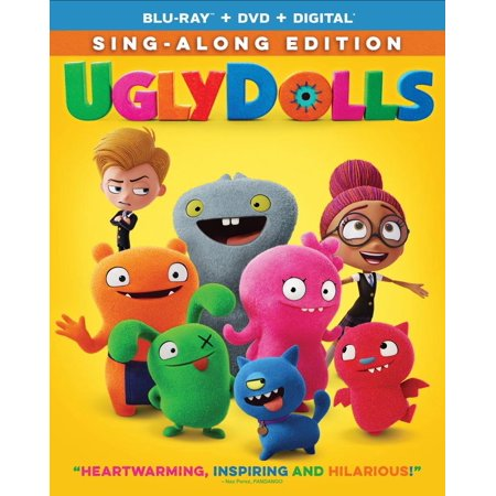 UglyDolls (Blu-ray + DVD) (Kimi No Na Wa Blu Ray Release)