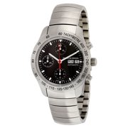 Porsche Design Black Chronograph Dial Stainless Steel Automatic Mens Watch 66054140135