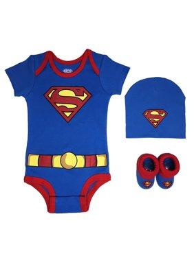 d84031a4afcf5 Product Image Superman Short Sleeve Bodysuit