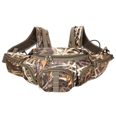 Multifunctional Climbing Camouflage Bag for Outdoor Hiking Fishing Camping Sports Fanny Pack - image 4 of 7